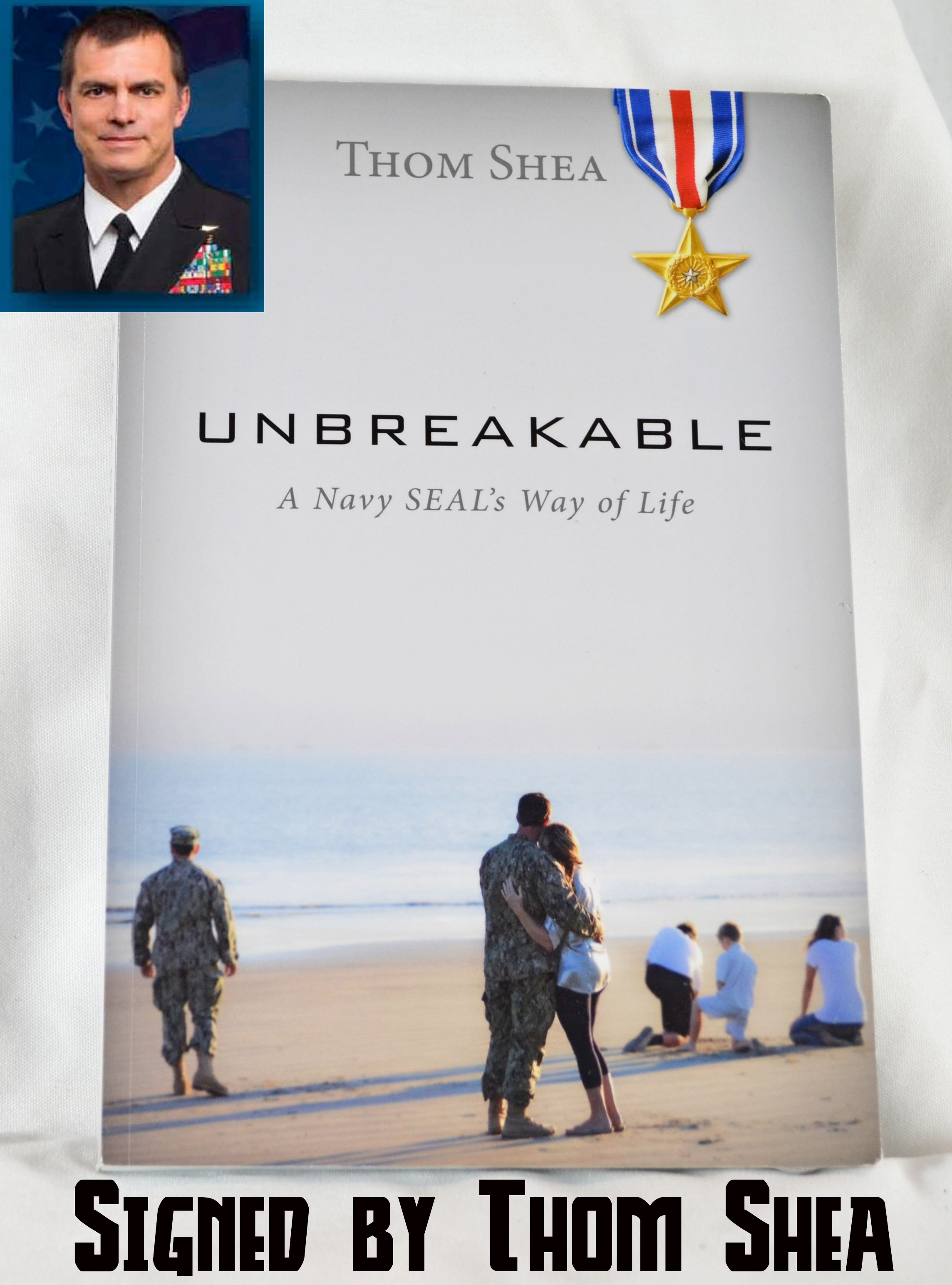 unbreakable a navy seals way of life